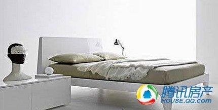 清新淡雅的卧室风格