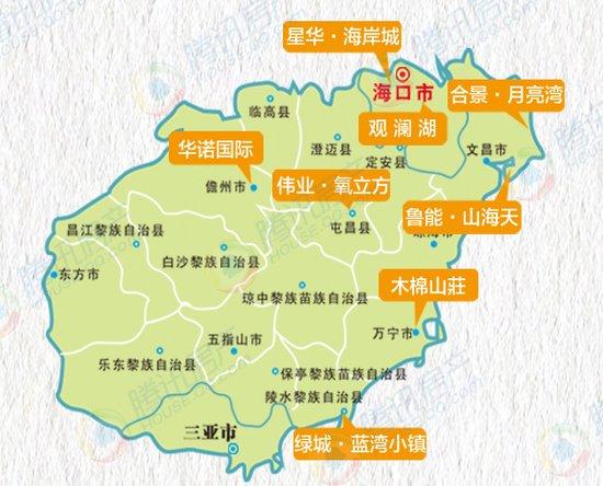海南四市项目pk 谁能称霸海南?