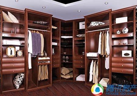 总有一款适合你 选择整体衣柜的家居小常识