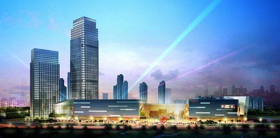 """房产投资好选择 庄里""""钱""""景无限城市综合体"""