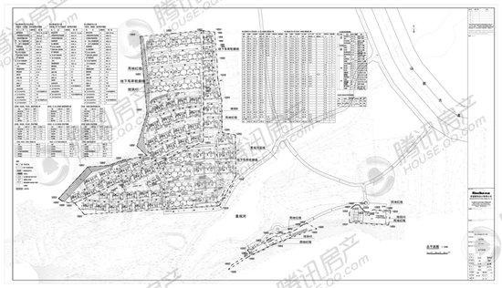 项目规划图-石家庄鹿泉优山美地住宅小区规划曝光 超大体量住宅惹关注