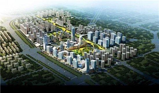 开发区将建超级综合体 休闲娱乐再添好去处