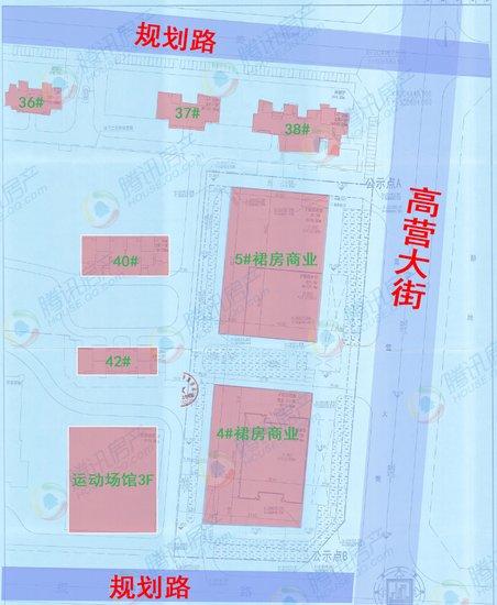 恒大御景半岛32亩商业办公楼详细规划曝光