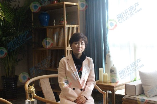 福美朱晓燕:做优产品 砥砺前行 以品牌和品质铸就经典人居