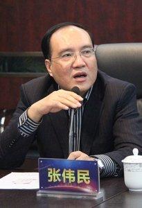 石家庄国际贸易城副总经理张伟民