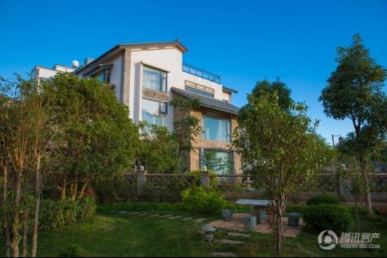 总价60万,浪漫的纯别墅住宅项目带回家!