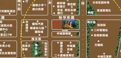 东环广场交通图