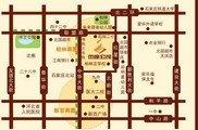 御江景城区位图