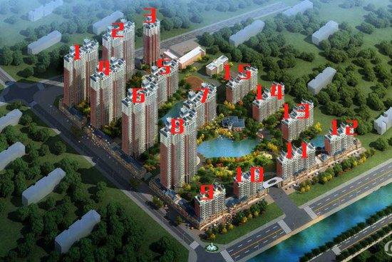 紧跟市场节奏 独家推荐潜力之发展中的御江景城