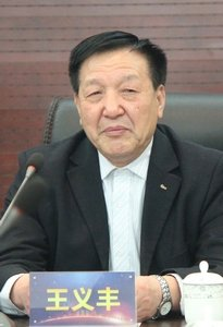 河北省商业联合会副秘书长 王义丰
