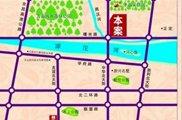 紫金蓝湾区位图