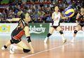 组图:瑞士女排精英赛 荷兰横扫日本收获首胜