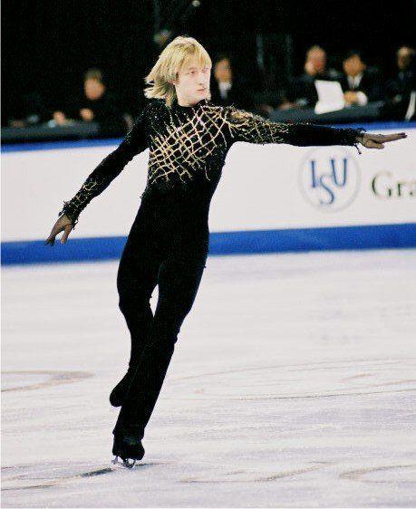冰雪名将之俄罗斯花样滑冰运动员普鲁申科台北桃园蹦极图片