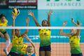 组图:巴西女排3-0轻取荷兰 4连胜率先进决赛