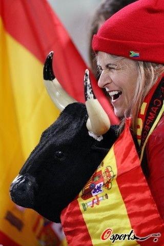 国 美女与公牛