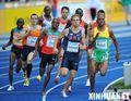组图:世锦赛南非运动员获男子800米冠军