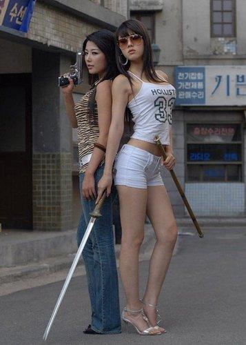 韩国体育宝贝[36P]