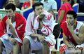 组图:中国获斯杯第三名 男篮将帅仍愁容满面