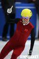 组图:短道速滑世界杯 周洋夺女子1500米冠军