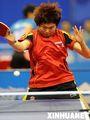 组图:全运乒乓球女团比赛 山东队挺进决赛
