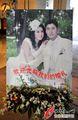 组图:田佳全运摘金今日大婚 亲友前来祝贺