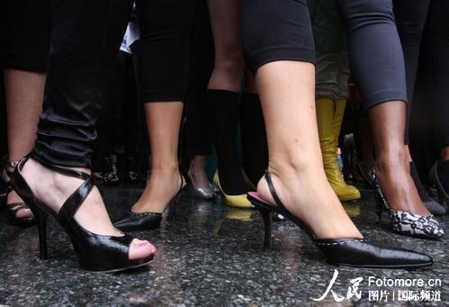 美国美女高跟美女高跟鞋美女美女高跟鞋