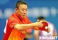 组图:全运会乒乓球男单 马琳战胜柳洋