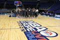 组图:NBA欧洲赛伦敦站 公牛爵士首次训练