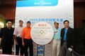 组图:2009美的中国精英赛祝贺高尔夫入奥