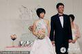 张怡宁在北京完婚