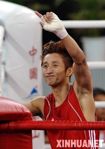 全运会拳击综述:中国谋求伦敦奥运多点开花