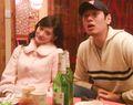 中国球员情侣照:细数男篮身后的绝代佳人们