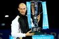 组图:达维登科首夺大师杯 获生涯最重要一冠