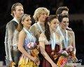 组图:总决赛美国冰舞夺魁 加拿大摘银