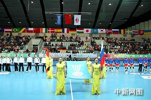 第19届赛区手球复赛锦标赛女子扬州世界开赛v赛区双人、图片