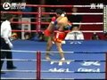 视频:2009中国功夫VS职业泰拳争霸赛