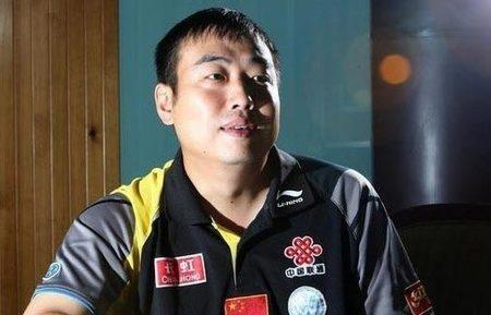 刘国梁:国乒救市或效仿NBA 正为当爸爸努力