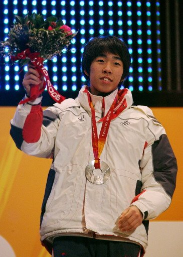 冬奥之星——韩国短道速滑选手李浩锡