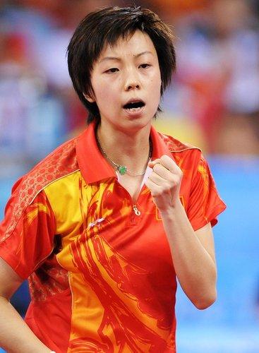 国际乒联积分规则更改 张怡宁6月起或无排名