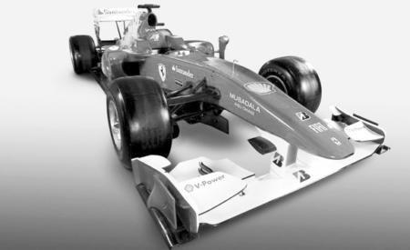 法拉利新车赛车F10发布