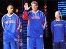 组图:2009年全明星底特律捧走投篮之星