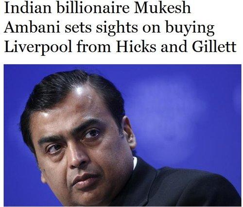 尼身家比切尔西老板阿布和曼城老板曼苏尔之和还要多-世界第7富豪