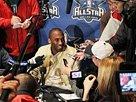 组图:NBA全明星周末 科比最受媒体追捧