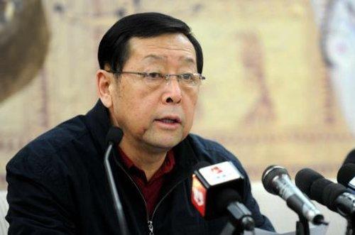 崔大林:三方面抓中国足球 中超、反腐两不误