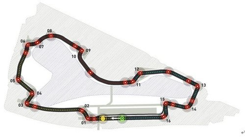 F1赛道介绍——澳大利亚阿尔伯特公园赛道