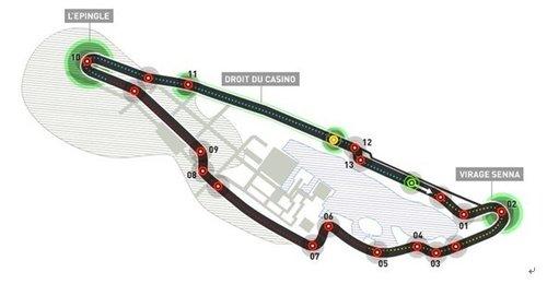 F1赛道简介——加拿大蒙特利尔赛道