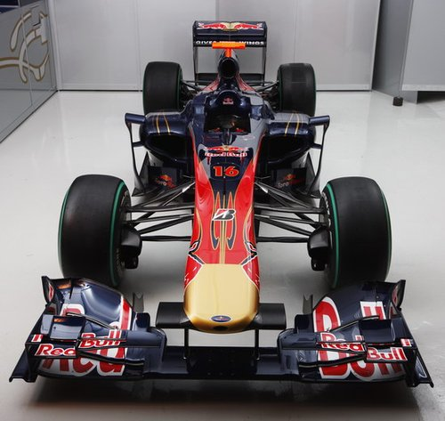 F1车队介绍——红牛青年队