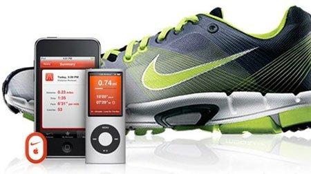 Nike Apple再度携手 iPod touch变身健身教练