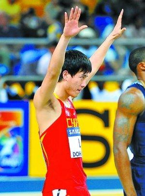 杜库雷受伤让刘翔鼻酸 未来训练将跨入新阶段