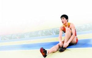 刘翔赛季最佳成绩历史最差排名 晋级称幸运
